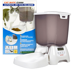 Cat Mate C3000 automatic cat feeder