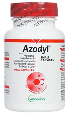 food for cat - Azodyl small caps