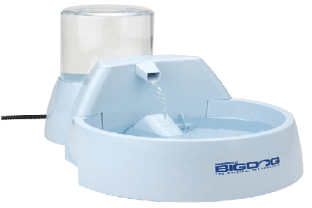 Drinkwell Big Cat Waterer Fountain