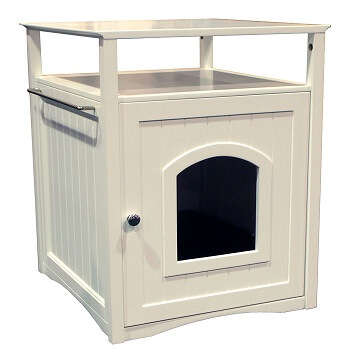 Casual Canine Cat Washroom hidden litter box