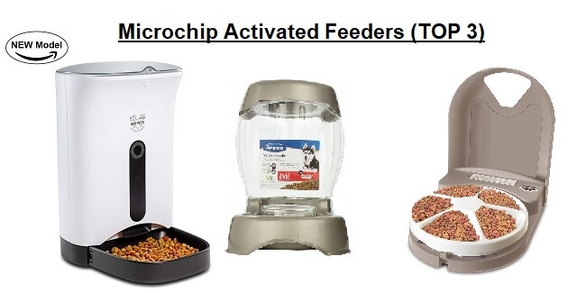 microchip cat feeder review