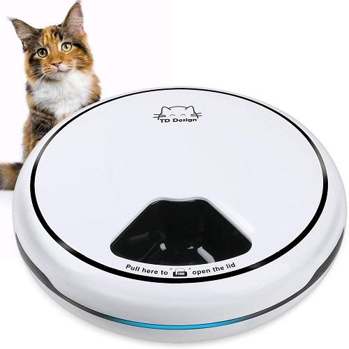 TDYNASTY-DESIGN-TD-Automatic-cat-feeder